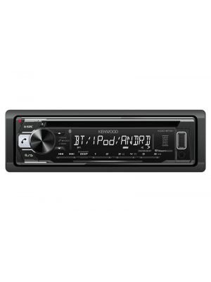 Kenwood KDC-BT21 CD Receiver with Built-in Bluetooth