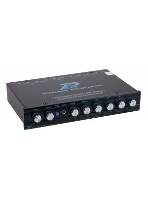Power Acoustik PWM16 4-Band 1/2-DIN Equalizer