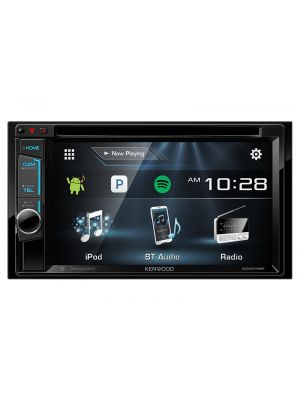 Kenwood DDX374BT 2-DIN Monitor Receiver With Bluetooth