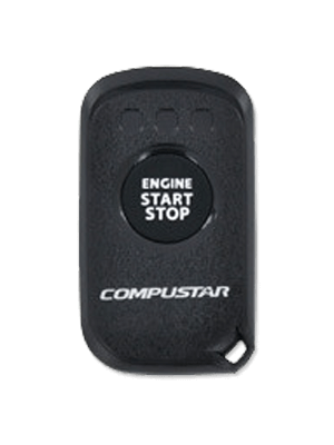 Compustar 1W1BR-SP 1-Way LED Replacement Remote