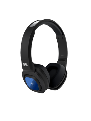 JBL J56BT Wireless On-Ear Headphones (Black)