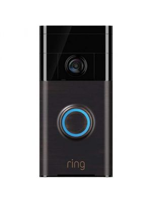 RING 8VR1S5-VEN0 Venetian Bronze WiFi Video Doorbell