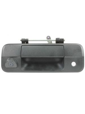 Rostra 250-8599 RearSight Tailgate Handle with Backup CMOS Camera Pre-installed for Toyota Tundra Trucks (2508599)