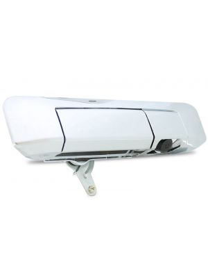 Rostra 250-8616 RearSight Chrome Tailgate Handle with Backup CMOS Camera Pre-installed for Toyota Tacoma (2508616)