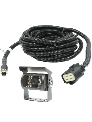 Rostra 250-8633-BIR Video Interface Harness/Camera Combination For 2015+ Ford F150 Truck