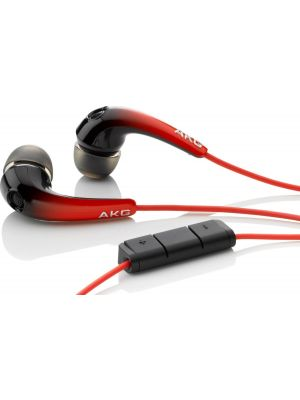 AKG K328SBR Passive Noise Cancelling In-ear Headphones (Sunburst)
