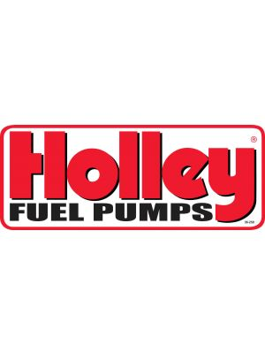 Holley 36-258 Decal Fuel Pumps- 36 SQ. IN