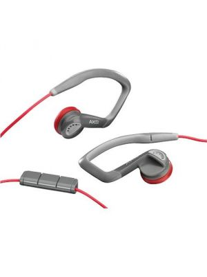 AKG K326 In-Ear Sport Headphones (Red)