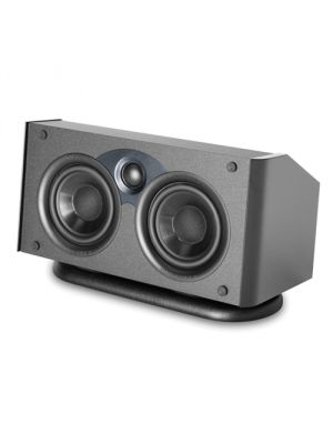 Atlantic Technology AC-1400C-BLK 1400 Series Center Channel Speaker, Single (Black)