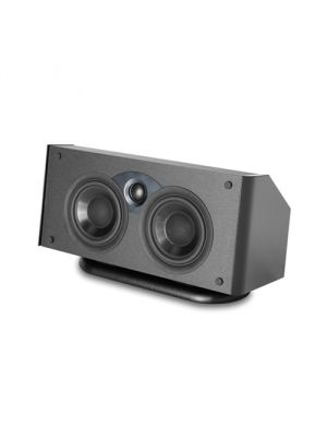 Atlantic Technology AC-2400C-BLK 2400 Series Center Channel Speaker, Single (Black)