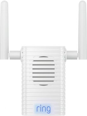 Ring 88PR000FC000 Chime Pro Wi-Fi Extender and Chime Plug