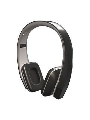 Power Acoustik HIR2B 2-Channel IR Wireless Headphone, Graphite Black