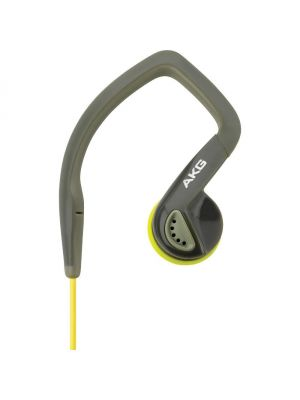 AKG K326 In-Ear Sport Headphones (Yellow)