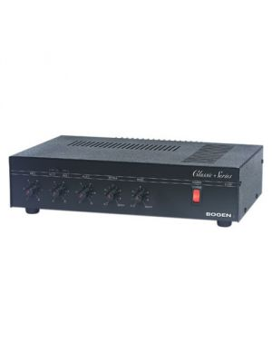 Bogen BO-C100 100W Classic Series Public Address Amplifier