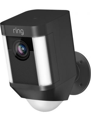 Ring 8SB1S7-BEN0 Spotlight Camera Battery Powered - Black