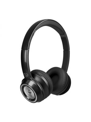 Monster® NC-MH-NTU-ON-CRE-BK-WW NCredible NTune Core On-Ear Headphones with ControlTalk Universal™ (Solid Black)