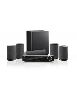 Harman Kardon BDS-7772 - 5.1 Home Theater System with 3D Blu-ray Disc Player with Wireless Connectivity