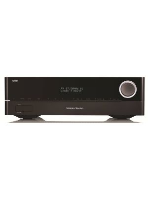 Harman Kardon AVR 1710 - 7.2 Channel Networked A/V Receiver with Bluetooth® Technology and Apple® Airplay