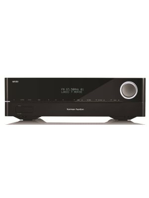 Harman Kardon AVR 1610 - 5.1 Channel Networked A/V Receiver with Bluetooth® Technology