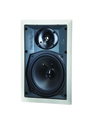 Paradigm® CS-160 V2 - CS Series In-Ceiling/In-Wall Speaker, Single (White, Paintable)
