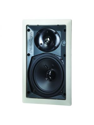 Paradigm® CS-150  V2 - CS Series In-Ceiling/In-Wall Speaker, Single (White, Paintable)