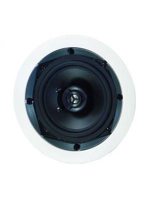 Paradigm® CS-50R V2 - CS Series In-Ceiling/In-Wall Speaker, Single (White, Paintable)