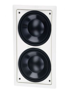 Paradigm® PCS-82SQ In-Wall Subwoofer (White, Paintable) [PCS82SQ]