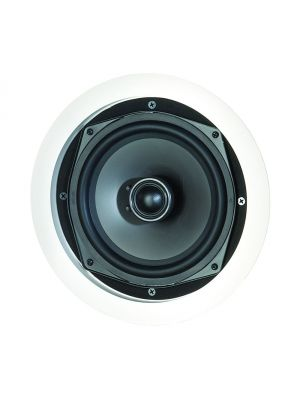 Paradigm® PV-60R - PV Series In-Ceiling/In-Wall Speaker, Single (White, Paintable)