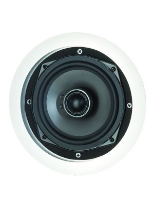 Paradigm® PV-50R - PV Series In-Ceiling/In-Wall Speaker, Single (White, Paintable)