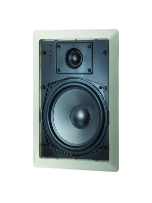 Paradigm® PV-160 PV Series - In-Ceiling/In-Wall Speaker, Single (White, Paintable)