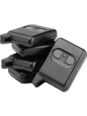 Directed 695T Transmitter Case 2-Button For 471 (5 Pack)