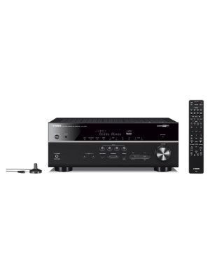 Yamaha RX-V685BL 7.2 Channel AV Receiver with Bluetooth and Wi-Fi