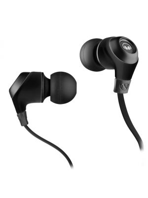 Monster® NC-MH-NRG-IE-BK-CU-WW NCredible NErgy In-Ear Headphones with ControlTalk Universal™ (Black)