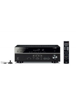 Yamaha RX-V485BL 5.1 Channel Network AV Receiver- Black