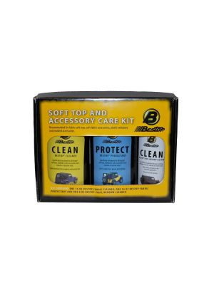 Bestop Inc. 11215-00 Cleaner And Protectant Pack