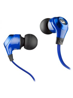 Monster® NC-MH-NRG-IE-BL-CU-WW NCredible NErgy In-Ear Headphones with ControlTalk Universal™ (Blue)