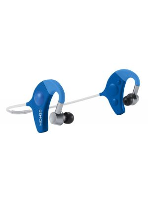 Denon AH-W150BU Exercise Freak™ Wireless Bluetooth In-Ear Headphones (Blue) (AHW150BU) (AH-W150) (AHW150)