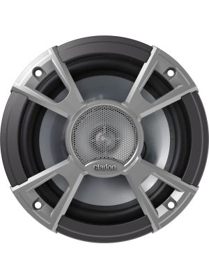 "Clarion CMQ1322R Marine 5-1/4"" Water Resistant High Performance Series Coaxial Speaker"