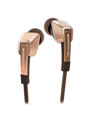 Monster® MH-GRT-IE-RGLD-CT-WW Gratitude In-Ear Headphones with ControlTalk™