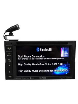 Kenwood DDX276BT 6.2