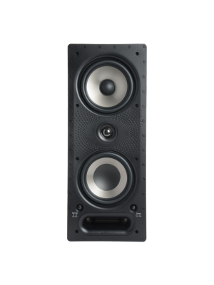 Polk Audio 265265-RT Vanishing RT Series In-Wall Loudspeaker