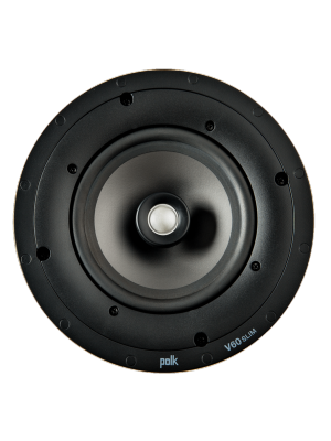 Polk Audio V 60 Slim Vanishing V Series Slim High Performance In-Ceiling Speaker