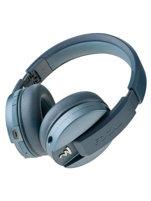 Focal FLISTENWL-BLU Listen Wireless Over-Ear Headphones with Microphone (Blue)