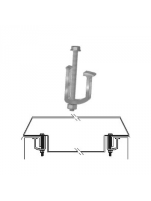 Tite-Lok Clamps 70104-2 Truck Accessory - Canopy Clamp