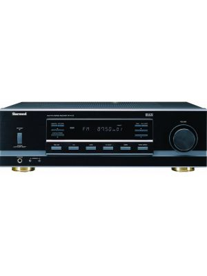 Sherwood SH-RX4105 Remote Controlled Stereo Receiver (Black)