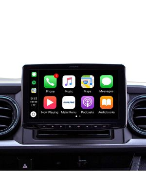 Alpine iLX-F309TCM Electronics 9 in-Dash Mech-Less System for 2014-up Toyota 4 Runner (iLXF309TCM)