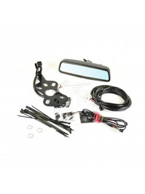 Brandmotion 9002-8836 Jeep Wrangler Rear Vision System with OEM Mirror Display 2007-Current (Discontinuted)