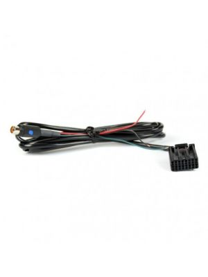 Brandmotion 9002-6106 Mirror Harness with RCA Jack and 16 Pin Molex (included in 9515/9516/9613)