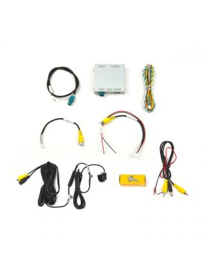 Brandmotion 9002-7770 Audi A3/VW Golf Dual Video Input Rear Vision System for Factory Display Radios (Discontinuted)