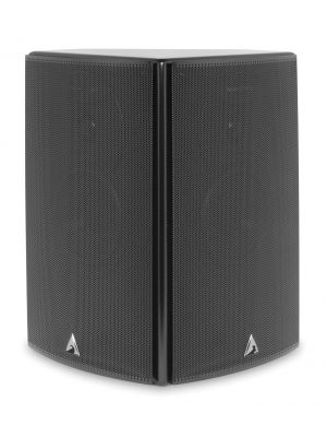 Atlantic Technology AC-4400SR-P-BLK 4400 Series Surround Speakers, Single (Black)
